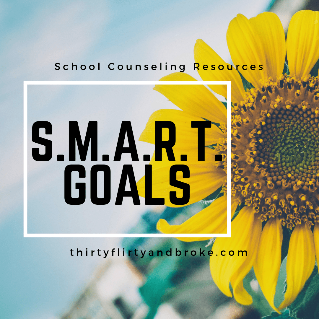 S M A R T Goal Setting Worksheet
