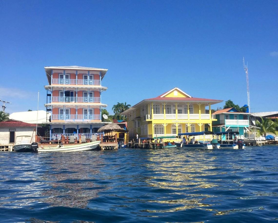 Books Town, Bocas del Toro