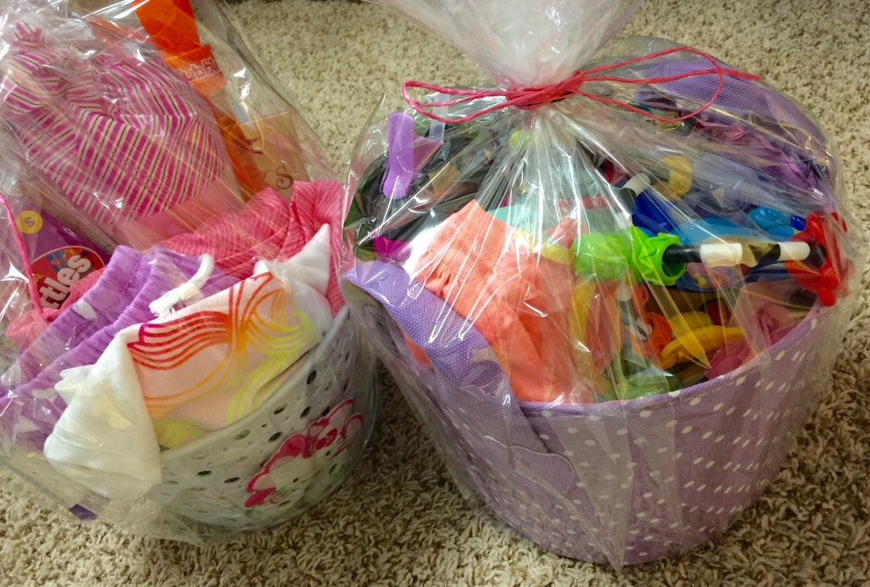 How to Make DIY Easter Baskets Toddlers Will Love