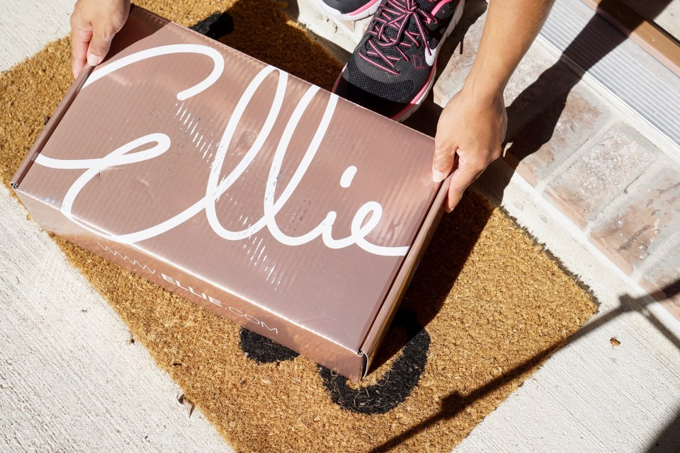 Summer Body with my Ellie Activewear June Box