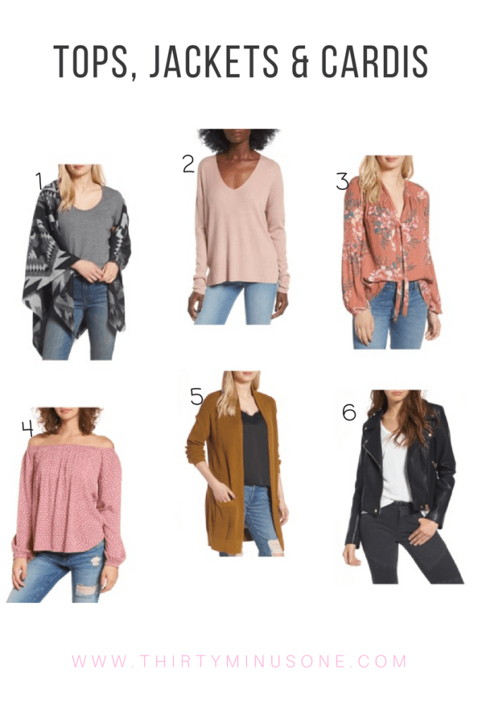 Nordstrom's Anniversary Sale Blouses