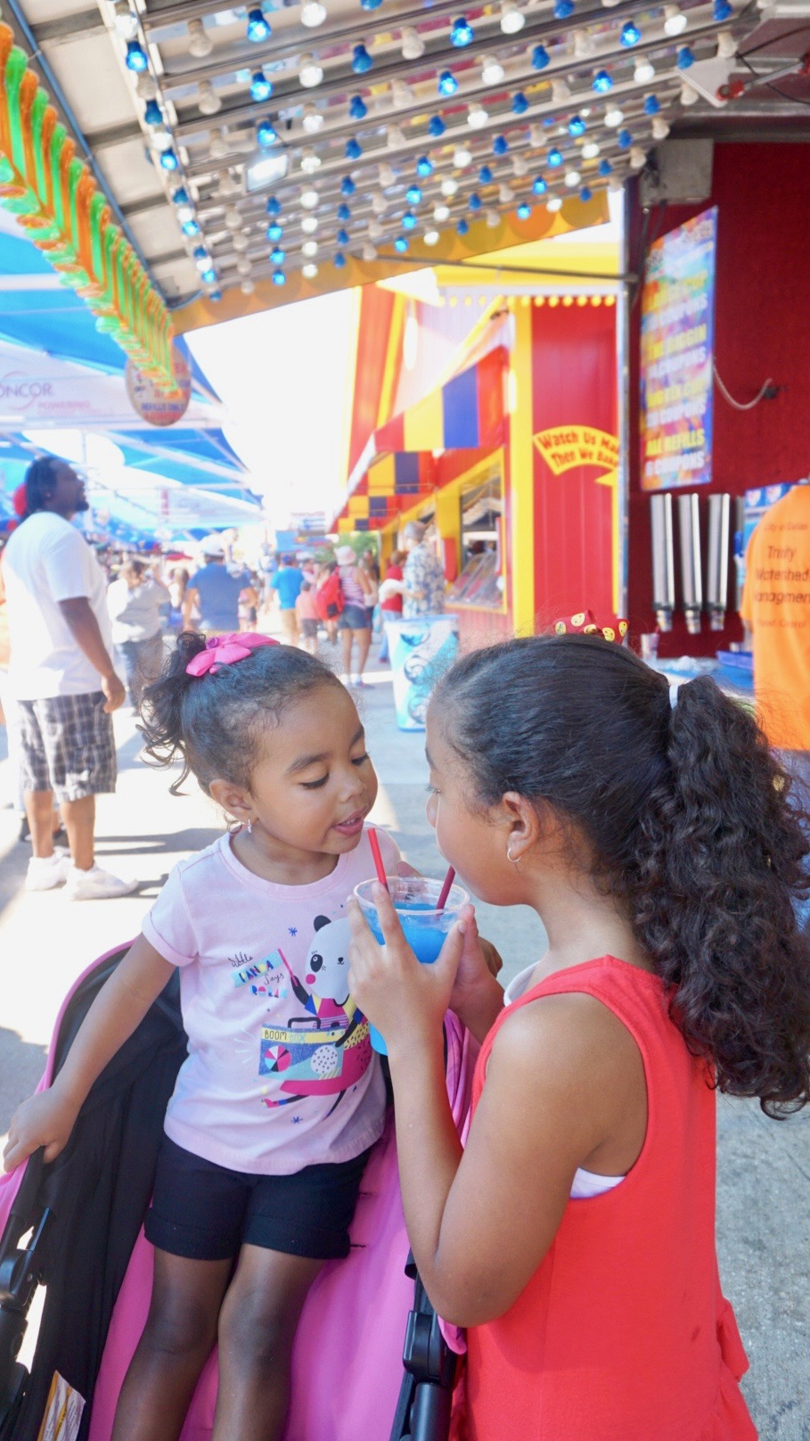 Texas State Fair + 5 Fall Activities the Little One can Enjoy
