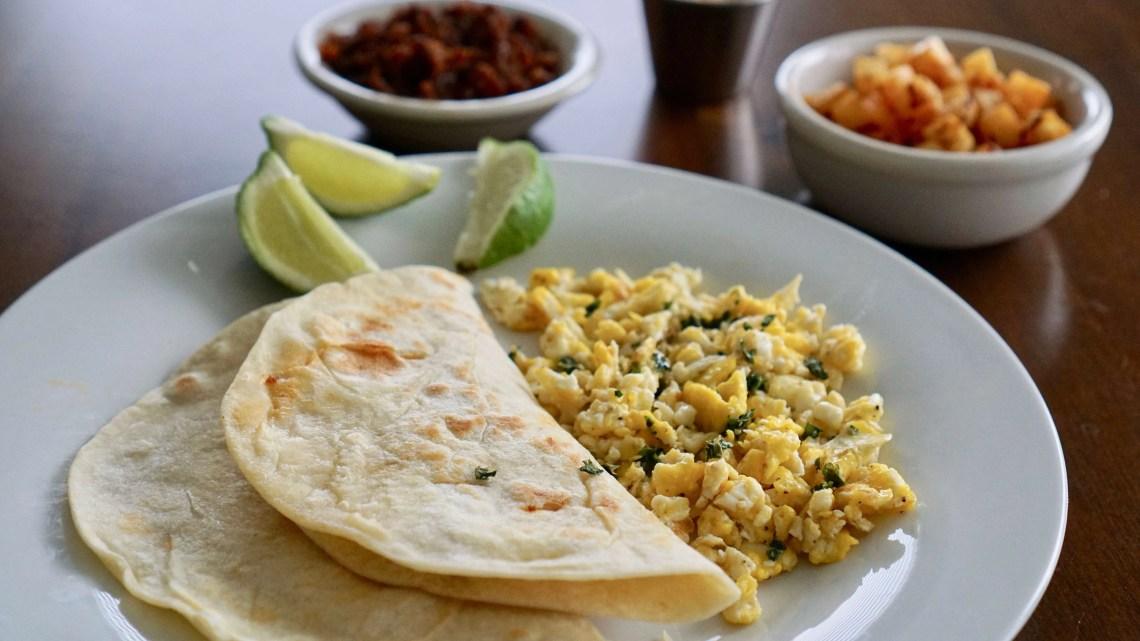 breakfast, tacos, texmex, tex mex, food, foddie, eats, mexican, comal, cast iron griddle,