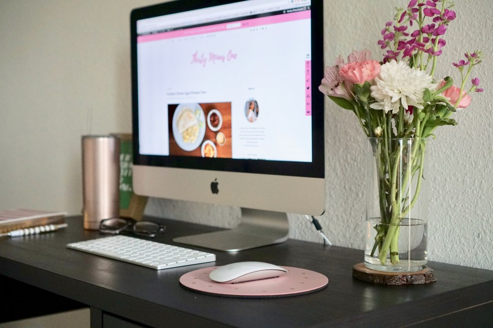 How to set up a Workspace at Home