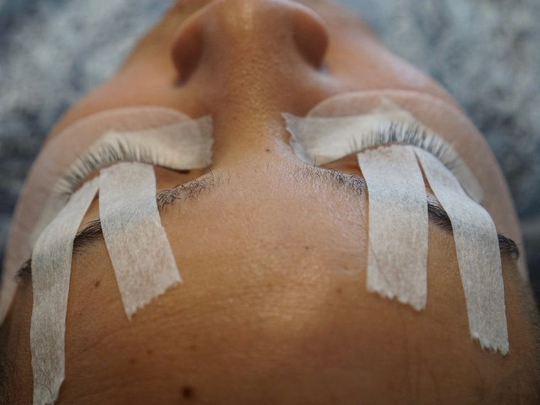 Lash Extensions with The Lash Lounge in Houston