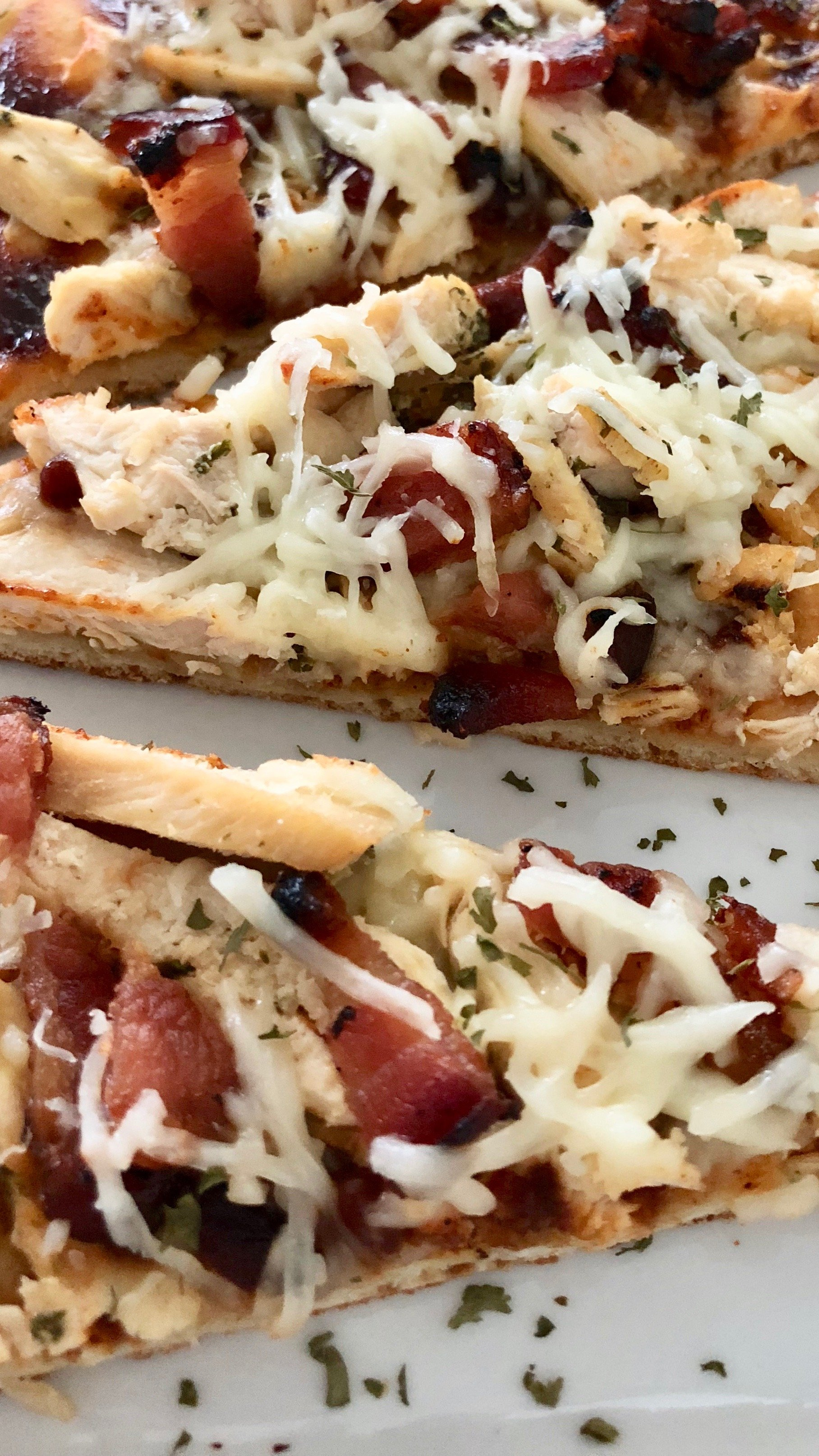 Easy to Make Five Ingredient Flat Bread Recipe