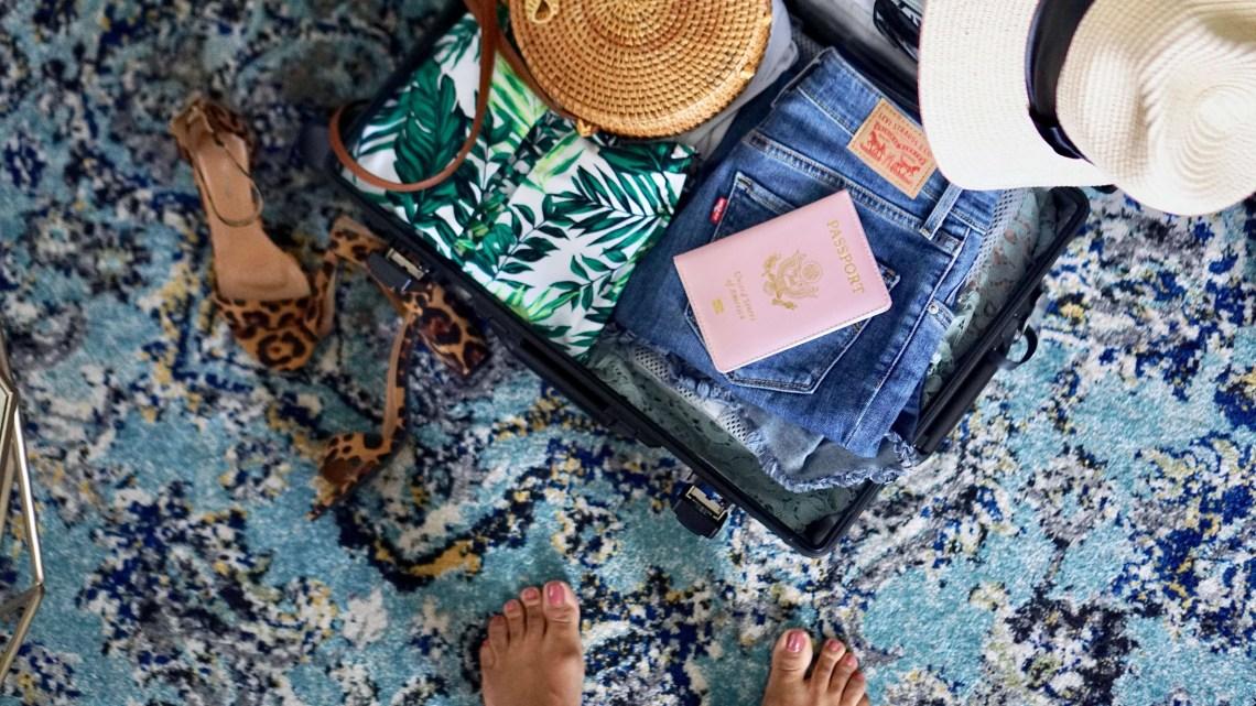 Trip to Panama, Luggage, Travel, Andiamo, Carry-on, Bag, essentials, packing, packing tips, panama, fashion week Panama, Five Days in Panama, Panama Itinerary, Central America, Latin America, Wanderlust, Wanderer, Wandering, Carry-on Bag, Carry On Bag