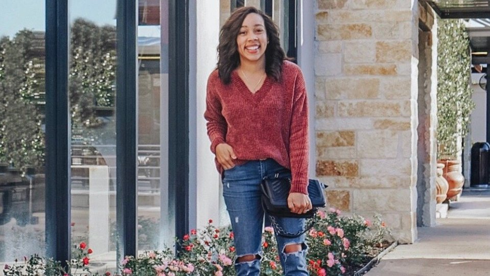 chenille, sweater, sweater weather, style inspo, outfit, winter wardrobe, winterwear, winter wear, winter outfit inspo, levi's jeans, jeans, levi's, booties, bags, style, houston blog, houston style, southern style,