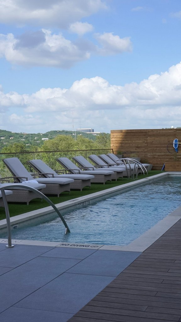 Spa at the Omni Barton Creek Resort & Spa in Austin