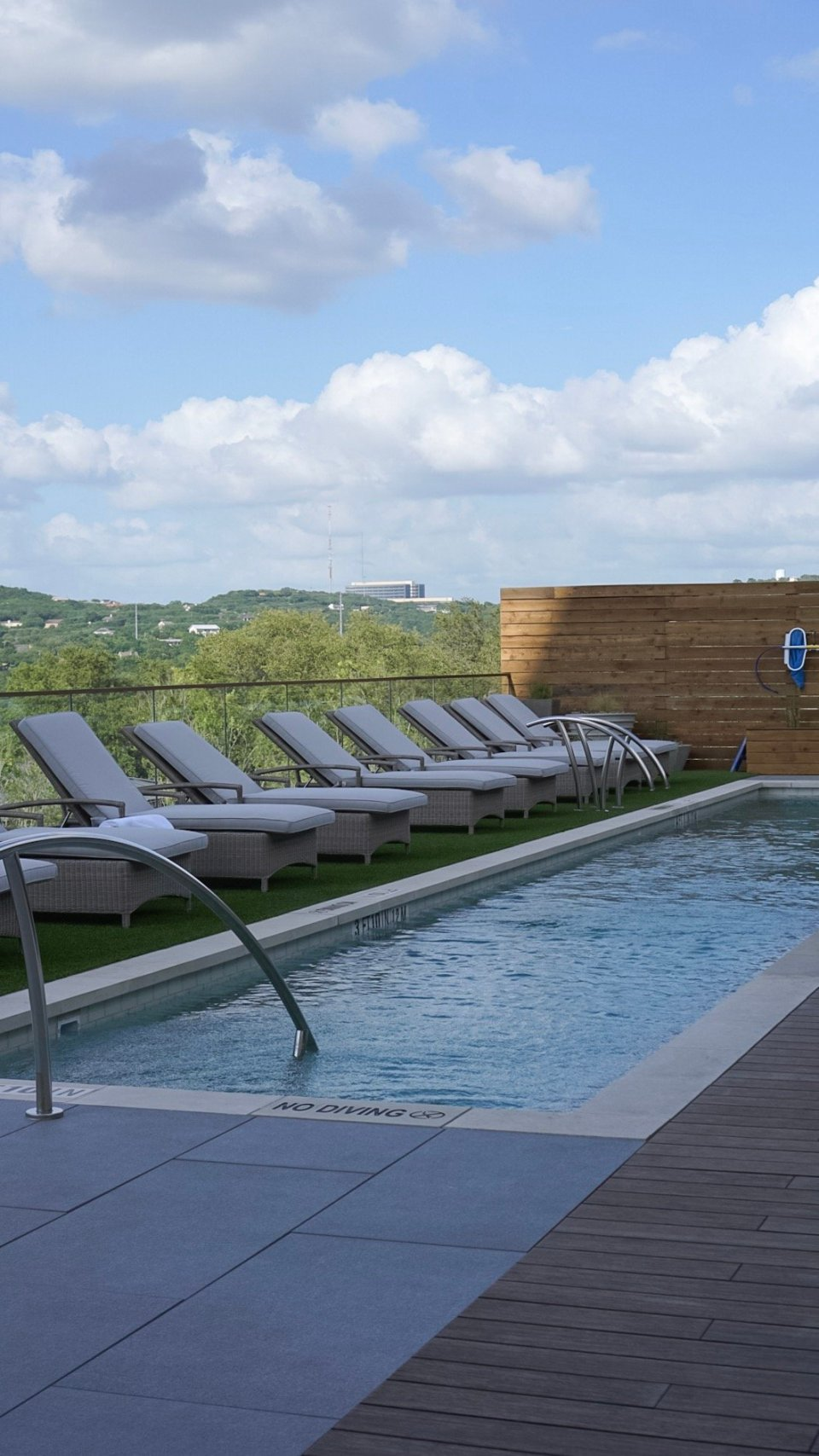 Spa at the Omni Barton Creek Resort & Spa in Austin