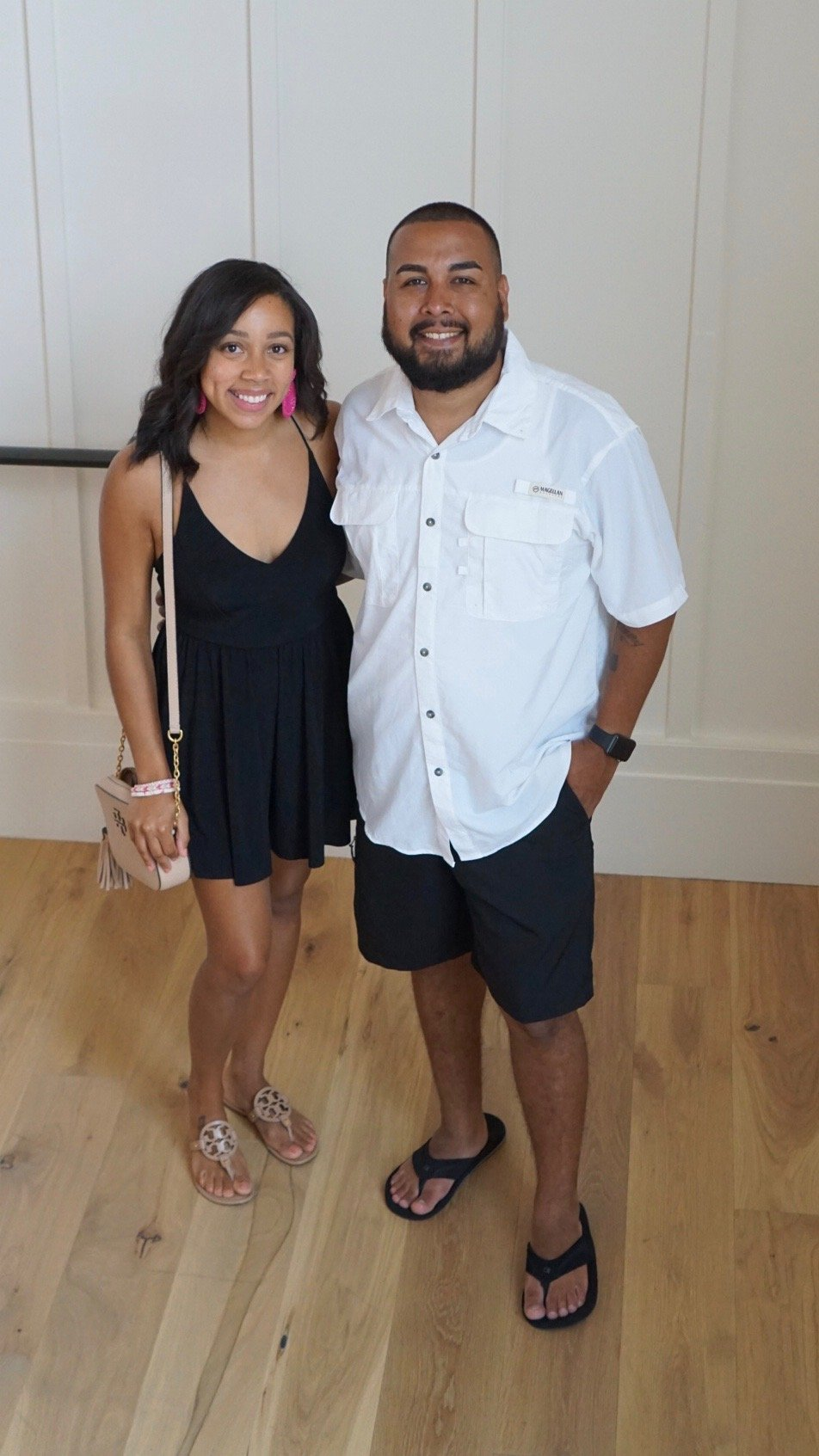 Couples at the Omni Barton Creek Resort & Spa in Austin