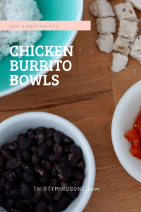 Tex Mex Burrito Bowls Recipe that is easy to make and sure to please your hunger