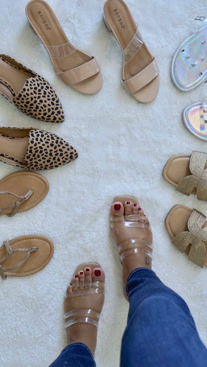 Trendy Thursday LinkUP + Six Pairs of Affordable Shoes to Wear this Spring