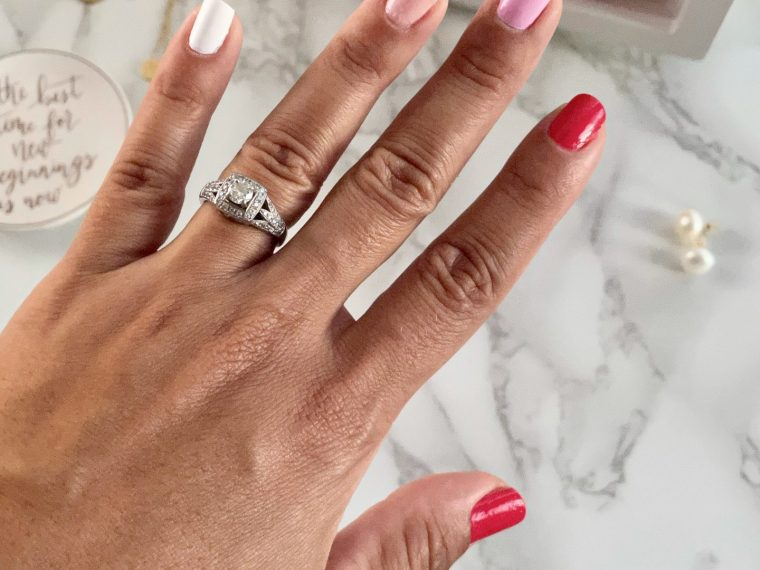 Three Valentine's Nails Designs to Try this February