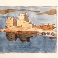 Postcard from Eilean Donan Castle