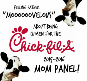 Official Chick-fil-A Mom Panelist