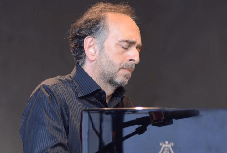 Laurent Cabasso, Pianist