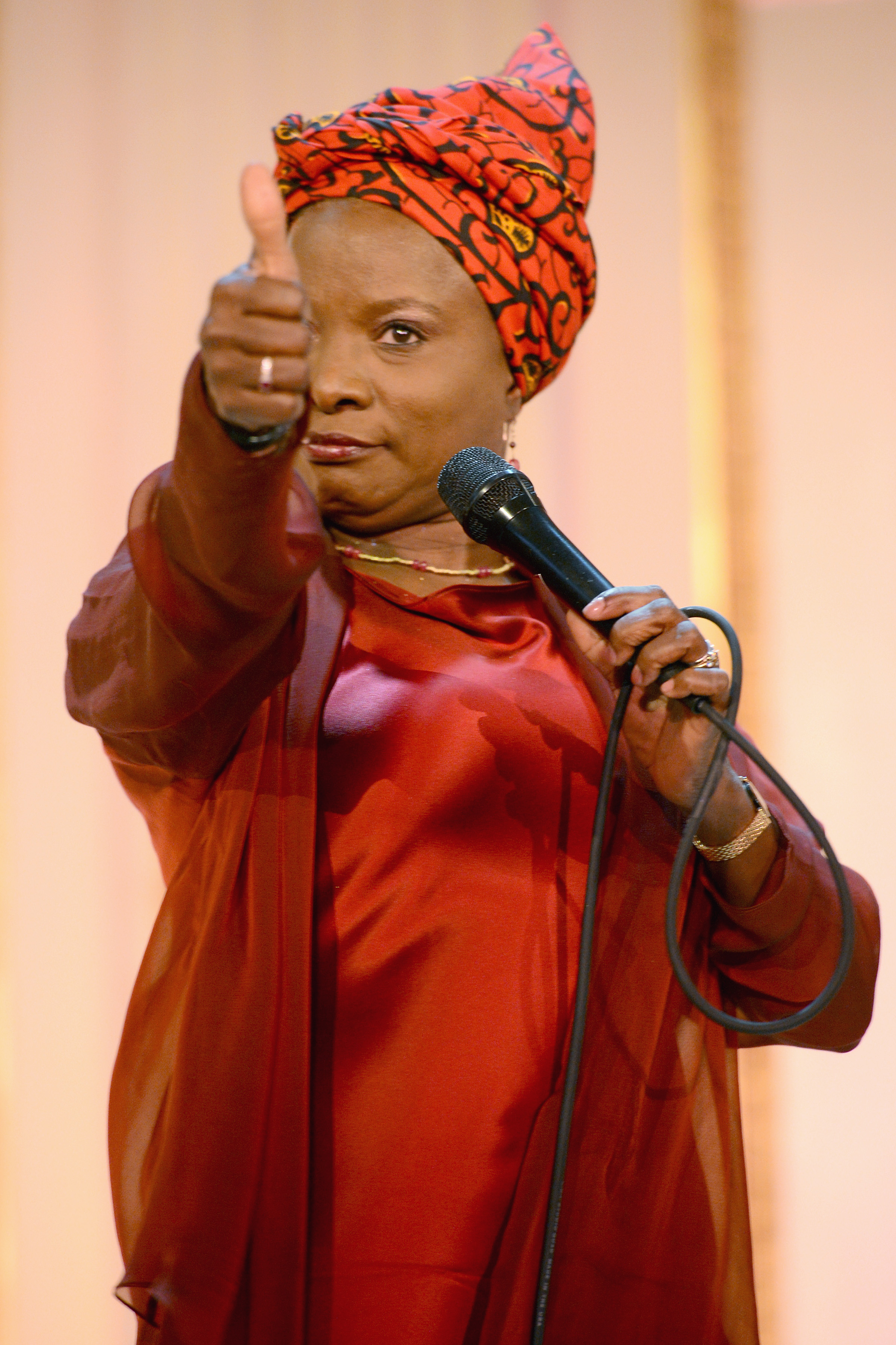 Angélique Kidjo | 2012 Trophée des Arts