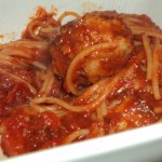 SCD Friendly Meatballs