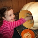 Halloween Pumpkin Carving Fun