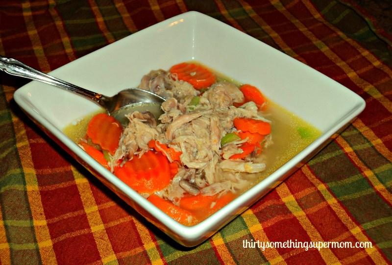 Healthy Chicken Soup Recipe