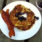Gluten Free SCD Pancakes