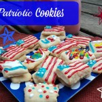 Easy Patriotic Cookie Recipe