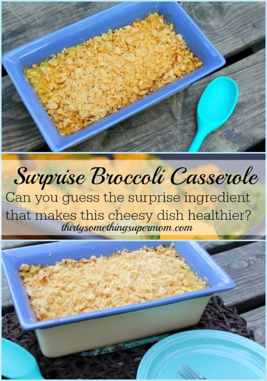 Surprise Broccoli Casserole