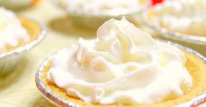 3 Ingredient Creamy Pies