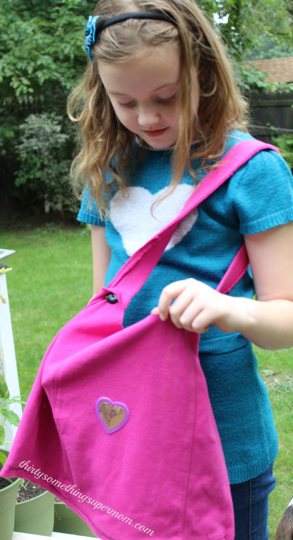 Diy Upcycle Skirt Craft