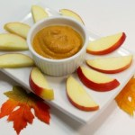 Easy Cinnamon Pumpkin Dip