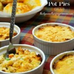 Gluten Free Chicken Pot Pie SCD
