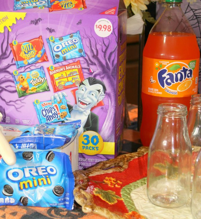 Halloween Potion Drinks