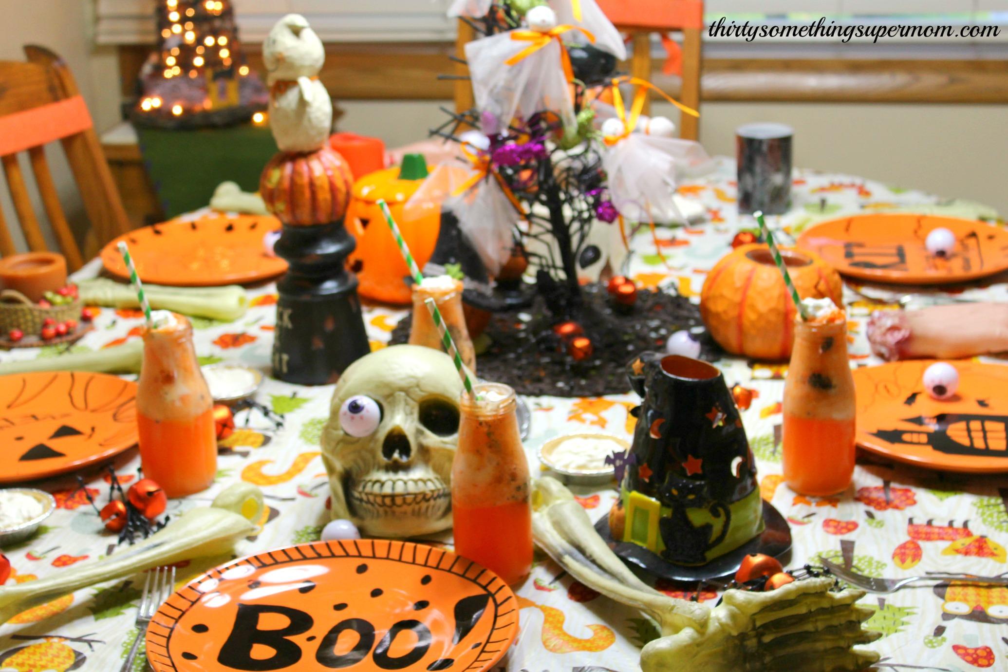 Spooky Halloween Party & Tablescape Ideas ...