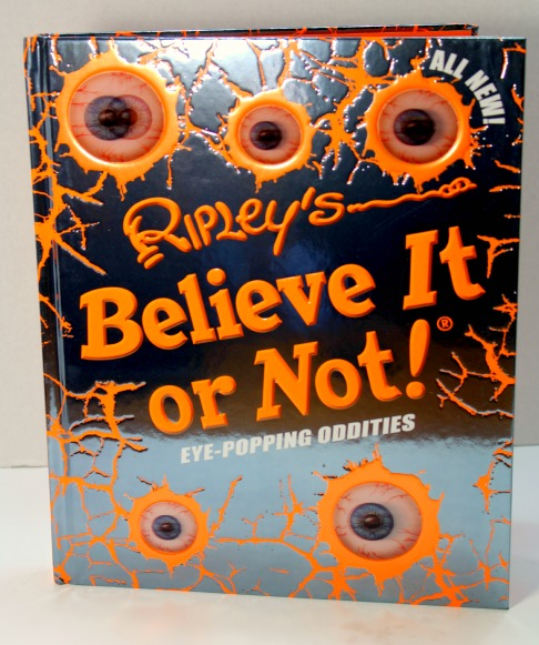 Ripley's Believe It or Not! Eye Popping