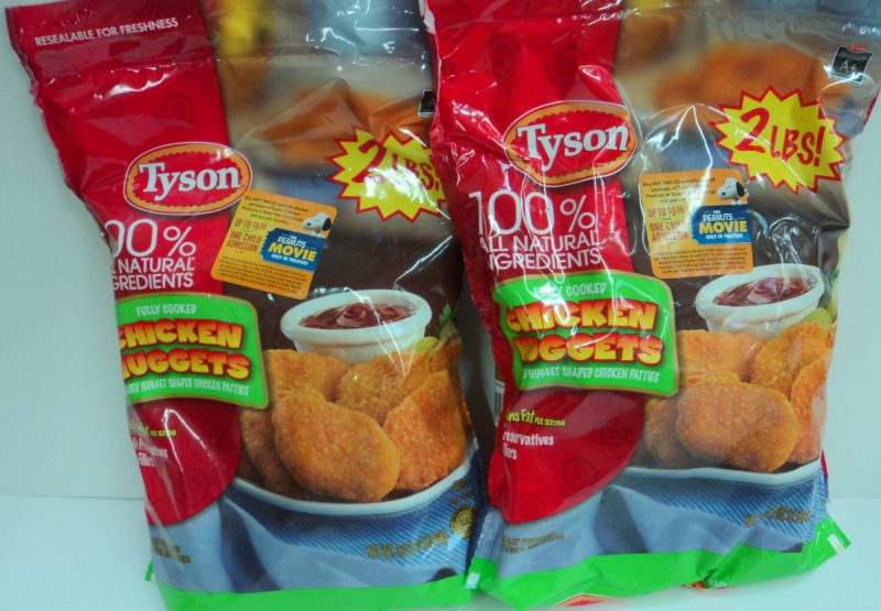 Tyson Cheesy Chicken Casserole