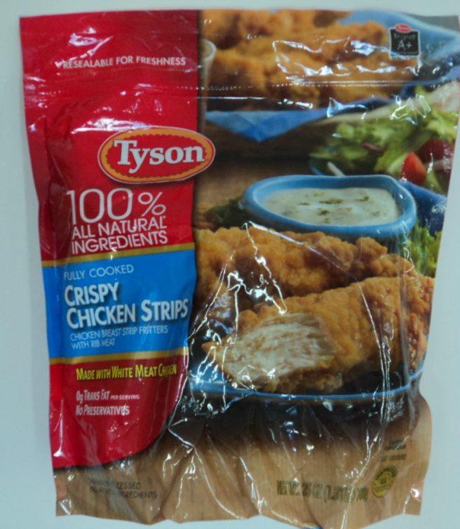 Tyson Crispy Chicken Casserole