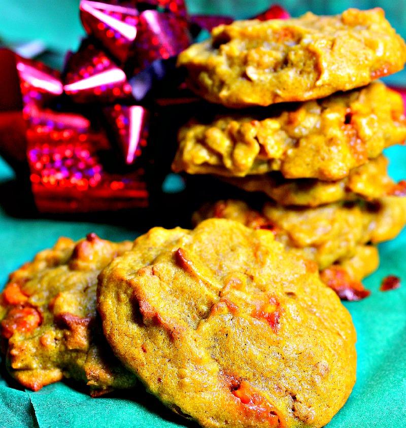 AppleHarvestPumpkinSpiceCookies