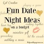 Fun Date Night Ideas On a Budget