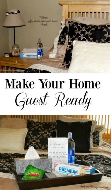 Make Your Home Guest Ready