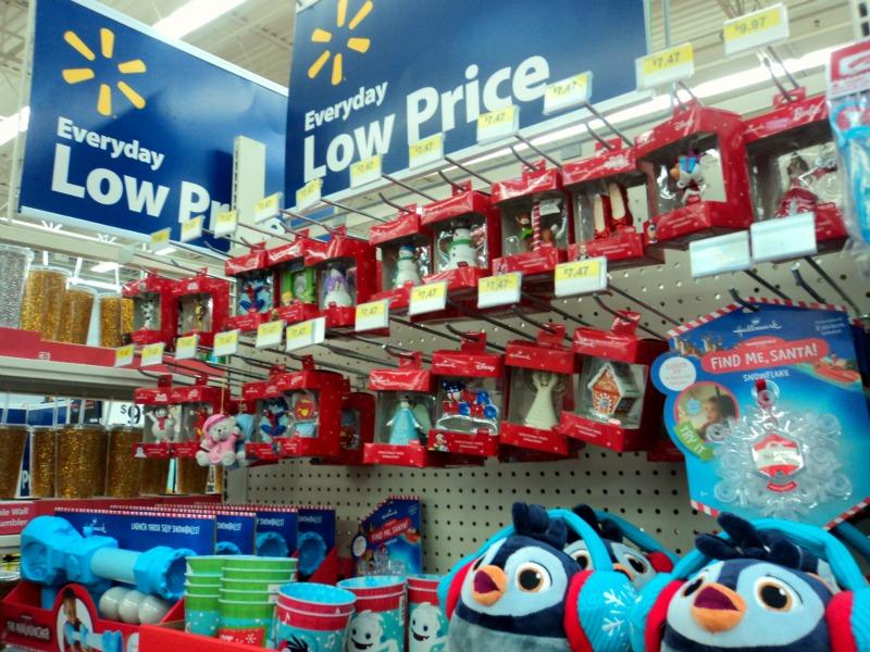 Hallmark Walmart