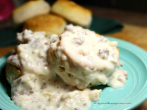 How to Make Biscuits and Gravy