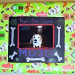 DIY Wall Decor from Repurposed Shoebox Lid