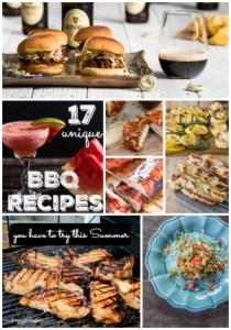 17 Unique & Delicious Barbecue Recipes