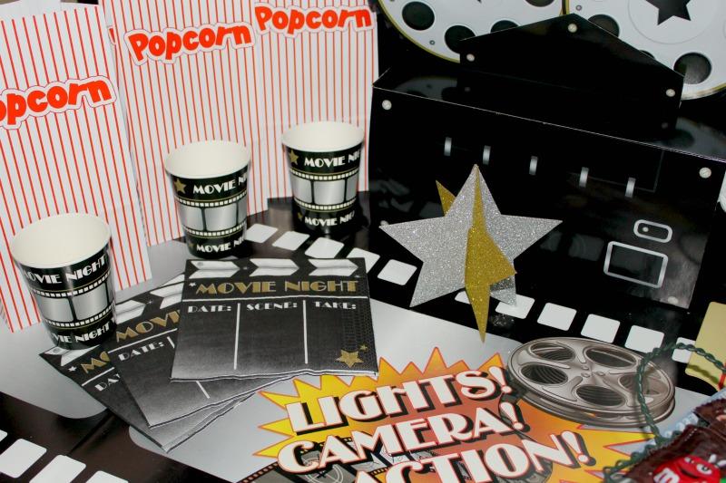 Movie Night Parties