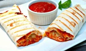 How to Make Calzones on the Grill
