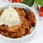 SCD Crockpot Apple Cobbler