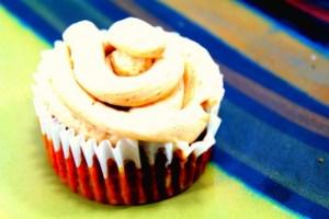 SCD Pumpkin Spice Cupcakes