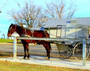 Travel to an Amish Paradise in Kalona Iowa