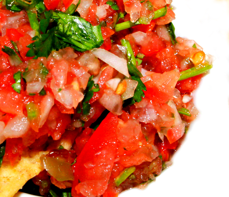 Easy Pico De Gallo Recipe